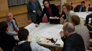 Stakeholders in Zielona Gora, Poland, engaged in discussing brownfield information needs