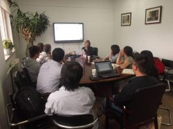 "Impression from Training session on ""Tools for brownfield regeneration"" in Beijing"
