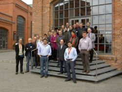 Group picture of TIMBRE partners and IAB members at 3rd Annual Meeting in Brno.