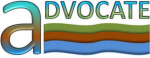 ADVOCATE network logo - For more informatoin visit: http://www.theadvocateproject.eu