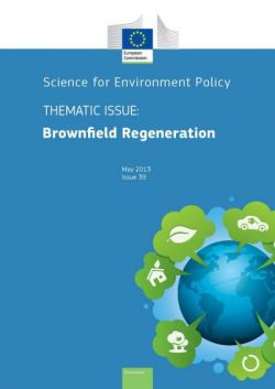 "Front Page of Science for Environment Policy: Thematic Issue ""Brownfield Regeneration"" (May 2013)"