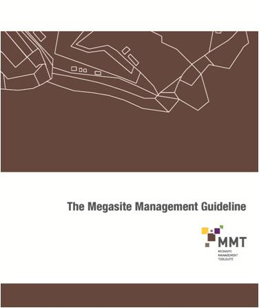The Megasite Management Guideline - Front cover