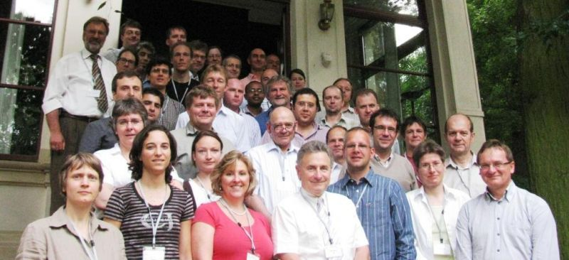 Participants of timbre Kick-off / 1st Annual Meeting in Leipzig, Germany - June 2011